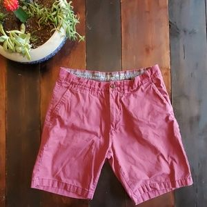 🍒3/$25 H&M L.O.G.O purple chino shorts